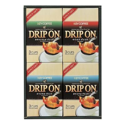 KEY ドリップ・オン・レギュラーコーヒーギフト KPN-100N