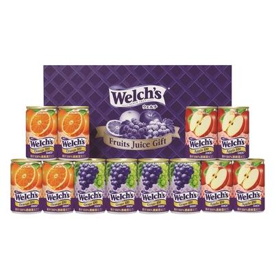 ウェルチ ジュースギフト W15