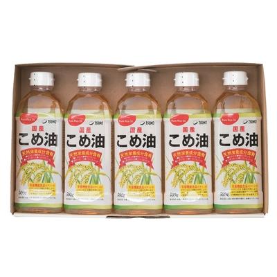 築野食品 国産こめ油ギフトセット TFKA-25