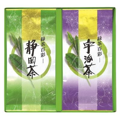宇治森徳 緑茶百彩 FC-10