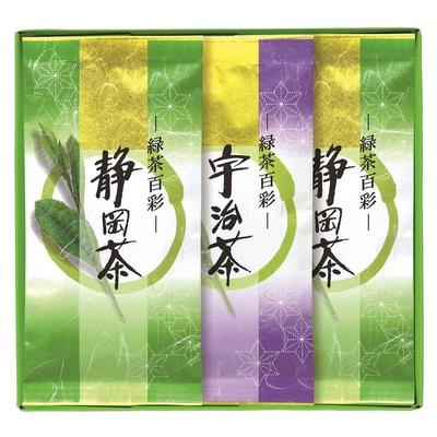 宇治森徳 緑茶百彩 FC-15