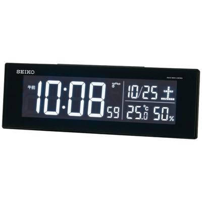 電波デジタル目覚まし時計