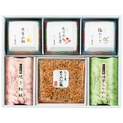 わらびの里 京の彩り 佃煮詰合せ MS-30