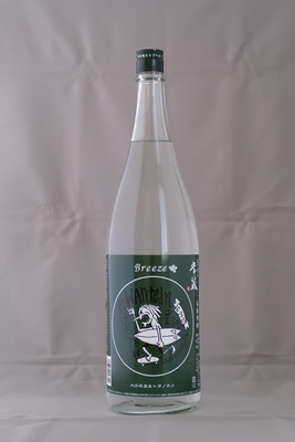 麦焼酎「常蔵・Breeze(ブリーズ)」25度 1,800ml