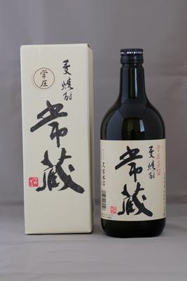 麦焼酎「常蔵・常圧蒸留」35度 720ml