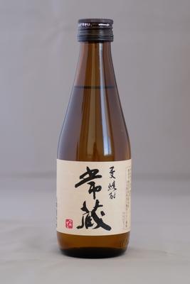 麦焼酎「常蔵・減圧蒸留」25度 300ml