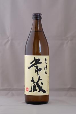 麦焼酎「常蔵・減圧蒸留」25度 900ml
