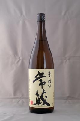 麦焼酎「常蔵・減圧蒸留」25度 1,800ml