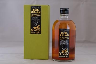 「香母酢と梅酒の物語」12度 500ml(箱入)