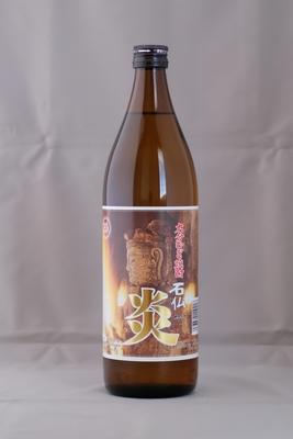 麦焼酎「石仏・炎」20度 900ml