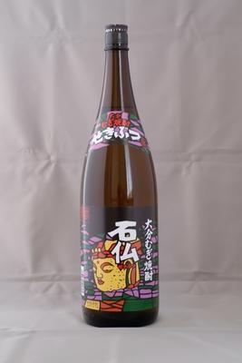 麦焼酎「石仏」25度 1,800ml