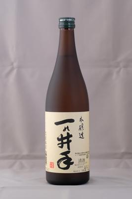 本醸造「一の井手」15度 720ml