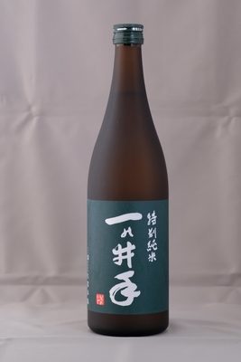 特別純米「一の井手」15度 720ml