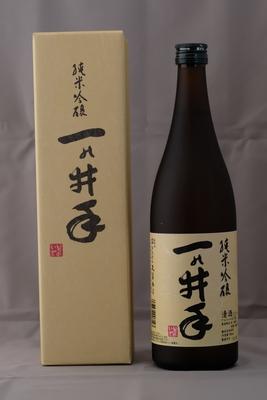 純米吟醸「一の井手」15度 720ml