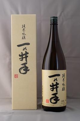 純米吟醸「一の井手」15度 1,800ml