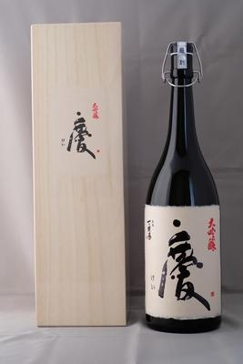 大吟醸「慶」16度 1,800ml