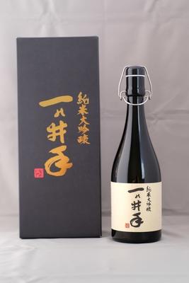 純米大吟醸「一の井手」16度 720ml