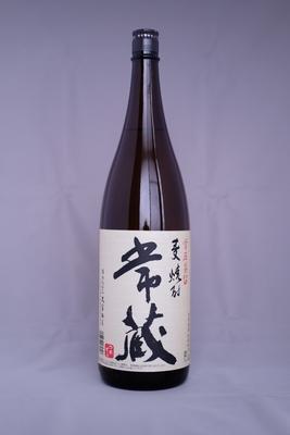麦焼酎「常蔵・常圧蒸留」25度 1,800ml