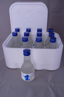 本醸造「一の井手・生酒」15度 180ml(12本入)