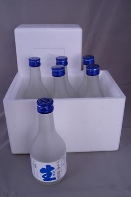 本醸造「一の井手・生酒」15度 300ml(6本入)