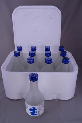 本醸造「一の井手・生酒」15度 300ml(12本入)