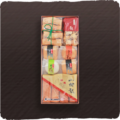 六田麸 玉手箱OM-20