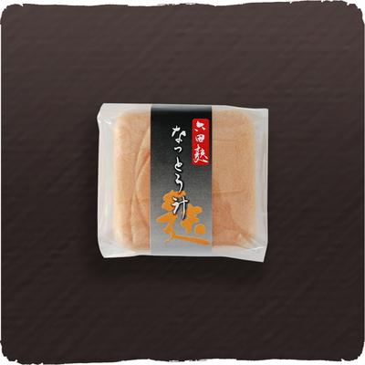六田麸 納豆汁