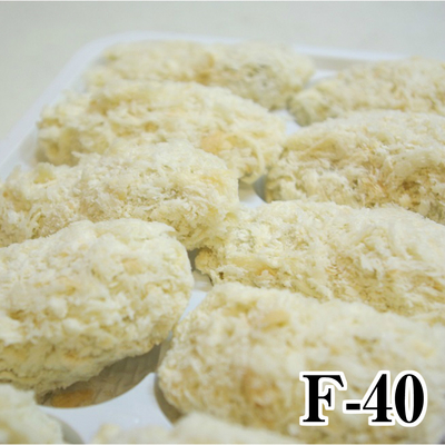 【F-40】冷凍カキフライ40個入