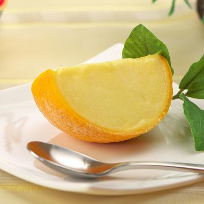 1/4オレンジ    (¥120×64個)