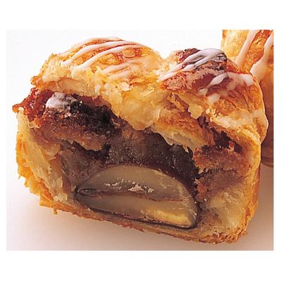 和栗のパイ
