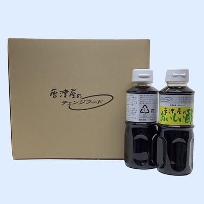 唐津屋のおいしい酢 270ml 12本セット