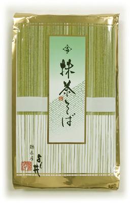 抹茶そば 320g