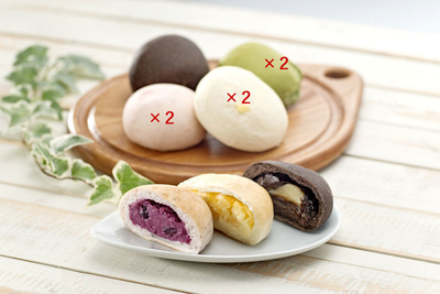 Cafe&Bakery Crambon(クラムボン)Pain à la crème froide(冷やしクリームパン)10個セット