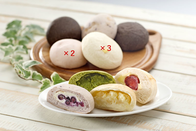 Cafe&Bakery Crambon(クラムボン)Pain à la crème froide(冷やしクリームパン)12個セット