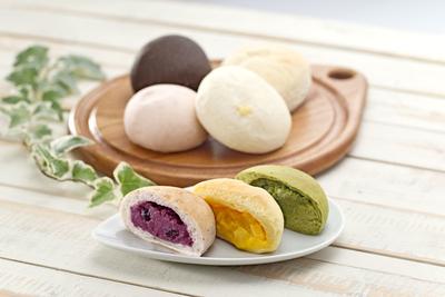 【夏季限定(5月~8月)】Cafe&Bakery Crambon(クラムボン)Pain à la crème froide(冷やしクリームパン)7個セット