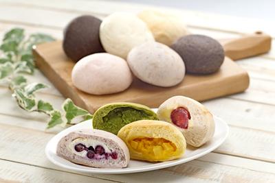 【夏季限定(5月~8月)】Cafe&Bakery Crambon(クラムボン)Pain à la crème froide(冷やしクリームパン)12個セット