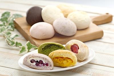 【夏季限定(5月~8月)】Cafe&Bakery Crambon(クラムボン)Pain à la crème froide(冷やしクリームパン)10個セット