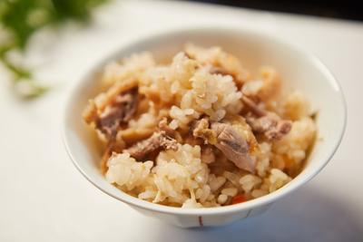 かんざ 炊き込み鶏五目御飯  (米1合分)