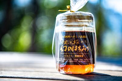 NPO法人中延日本蜜蜂保存会  日本蜜蜂が集めた高級食材 熟成『幻の蜂蜜』