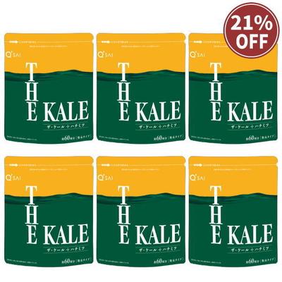 キューサイ青汁 ザ・ケール+ハチミツ(420g)6袋まとめ買い