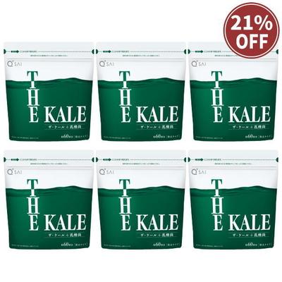 キューサイ青汁 ザ・ケール +乳酸菌(420g)6袋まとめ買い