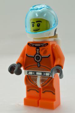 F5087 宇宙飛行士(無精ヒゲ、#60229)