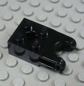 %92013 関節ブロック[黒]2x2(テクニックボール受)