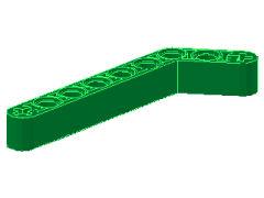 %32271 リフトアーム[緑]1x9ベント(7-3)