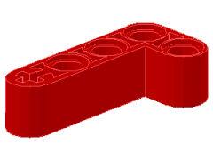 %32140 リフトアーム[赤]2x4L字