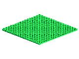 %3867 ベースプレート[薄緑]16x16