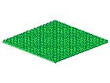 %3867 ベースプレート[緑]16x16