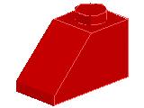 %3040 スロープ45度[赤]2x1(斜面:粒大)