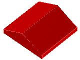%3300 スロープ33度[赤]2x2(両側傾斜有り、斜面:粒大)