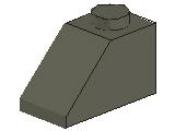 %3040 スロープ45度[旧濃灰]2x1(斜面:粒大)